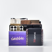 Storage solution for eyeshadow palettes