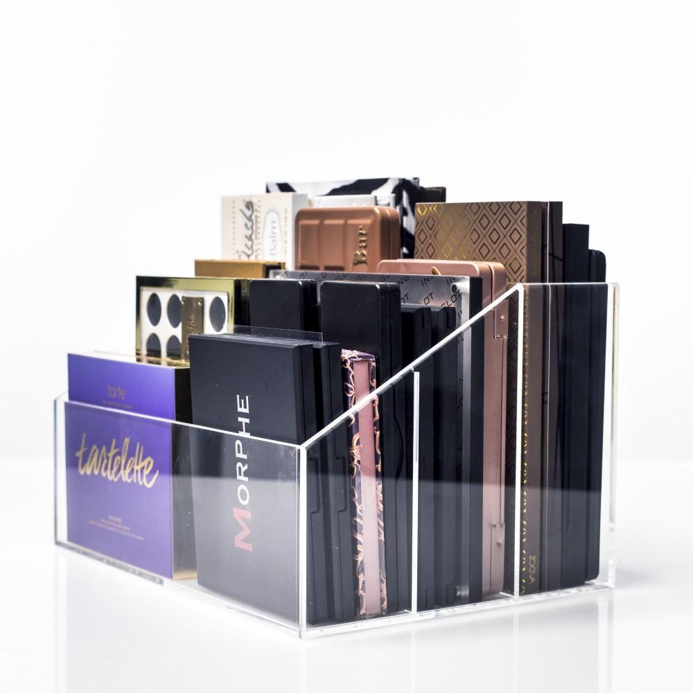Rangement pour palettes de fards paupieres - Meuble de rangement en palette ...