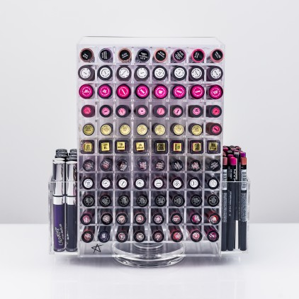 CRYSTAL - Liquid Lipstick Storage Tower
