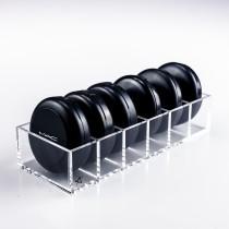 Aufbewahrung für große Puderdosen / XL