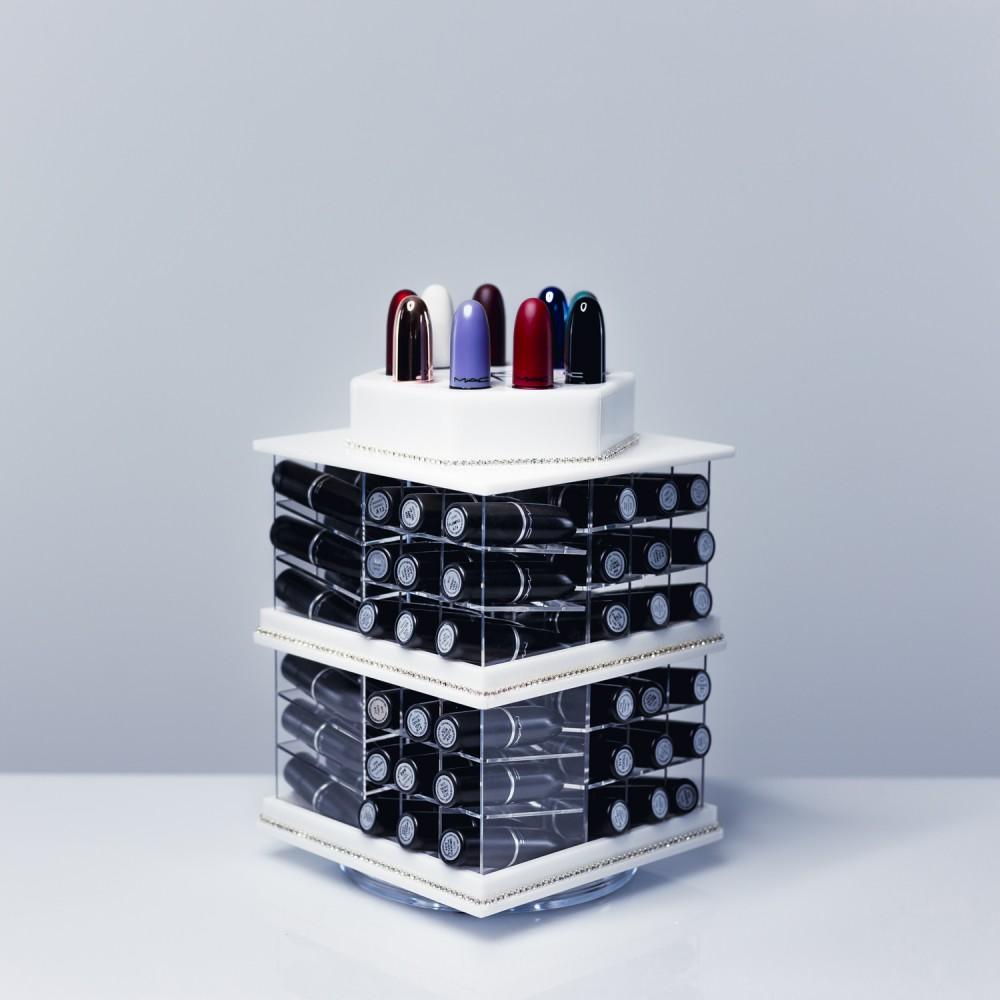 rangement rouge a levre maison design. Black Bedroom Furniture Sets. Home Design Ideas