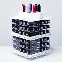 ORIGINAL - Tour de rangement Blanche pour rouge à lèvres