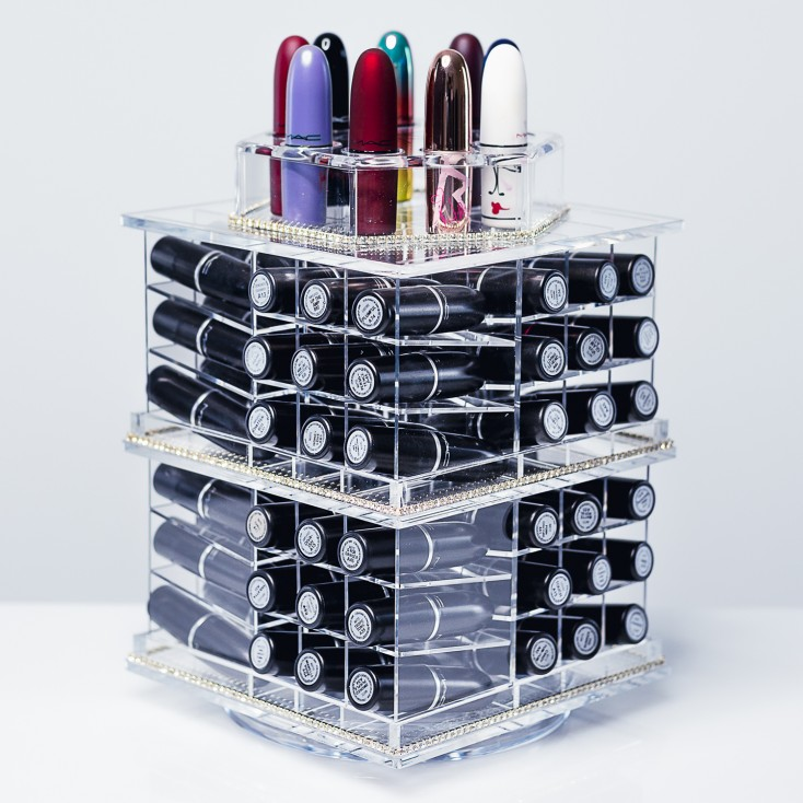 ORIGINAL - Spinning Lipstick Tower Clear