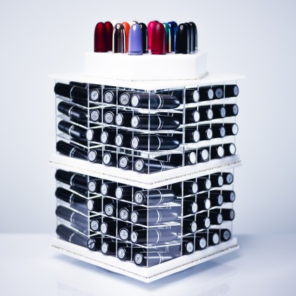 MEGA - Spinning Lipstick Tower White