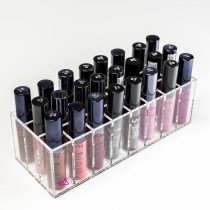 Ligloss and liquid lipstick holder
